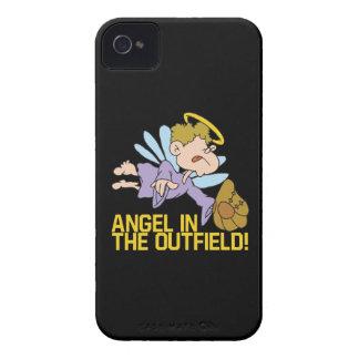 Ángel del campo abierto iPhone 4 Case-Mate coberturas