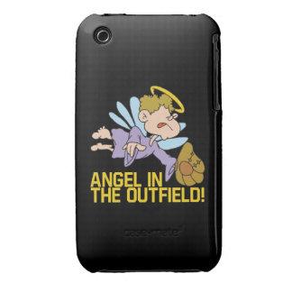 Ángel del campo abierto iPhone 3 protector