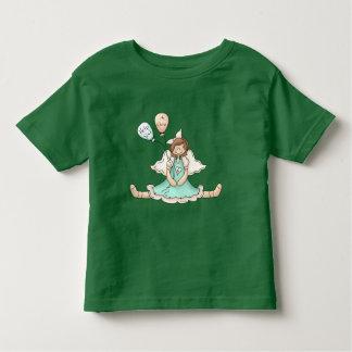 Ángel del cáncer de pecho camisas