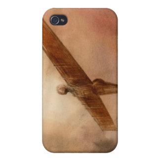 Ángel del caso del norte del iPhone 4 iPhone 4/4S Carcasas