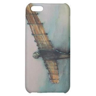 Ángel del caso del norte del iPhone 4