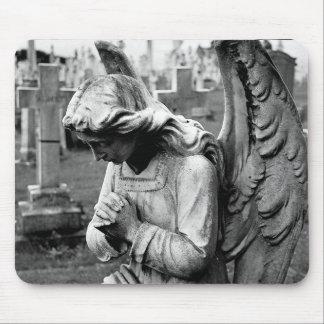 ángel del cementerio alfombrilla de raton