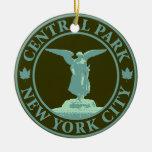 Ángel del Central Park Adorno De Reyes