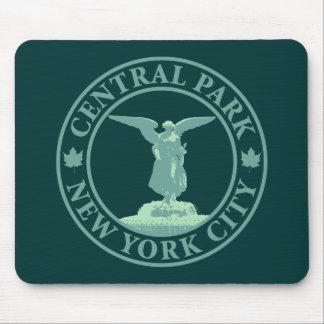 Ángel del Central Park Alfombrilla De Raton
