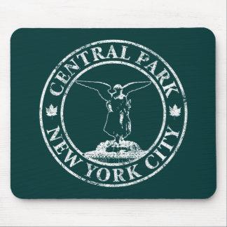 Ángel del Central Park Tapete De Ratón
