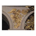 Ángel del estilo de Louis XIV, del arco Postal