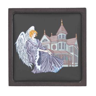 Ángel del hogar caja de regalo de calidad