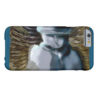 Ángel del hongo funda para iPhone 6 barely there