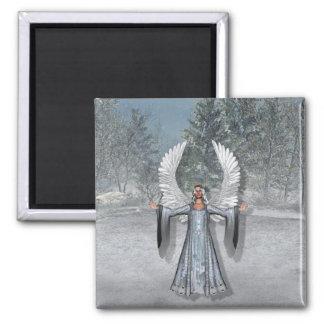 Ángel del invierno del KRW Imanes