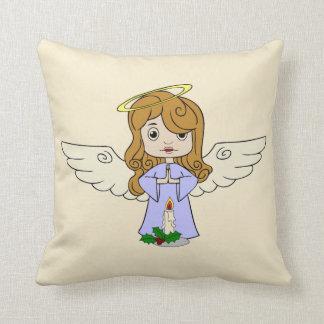 Ángel del navidad cojines