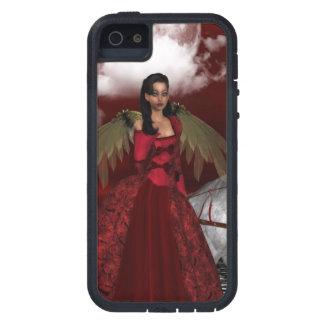 Ángel del navidad iPhone 5 Case-Mate carcasa