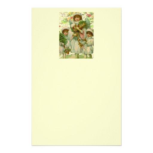 Ángel del navidad  papeleria
