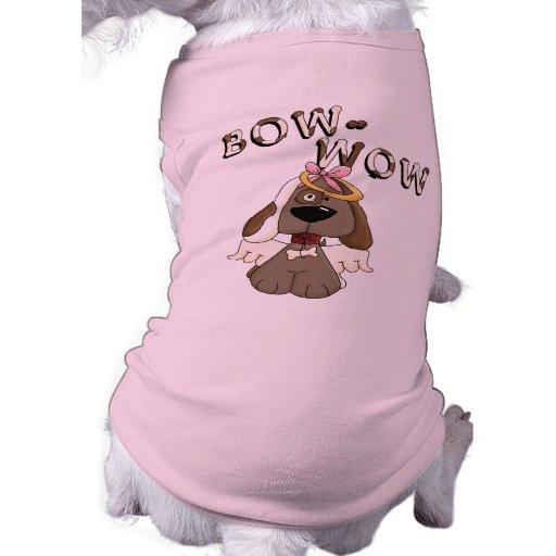 Ángel del perrito ropa de perro