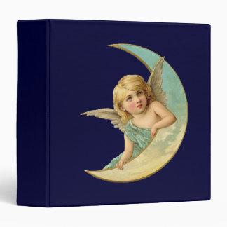 Ángel del vintage en luna