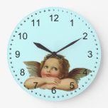 Ángel del vintage reloj
