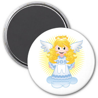 Angel Dentist Refrigerator Magnets
