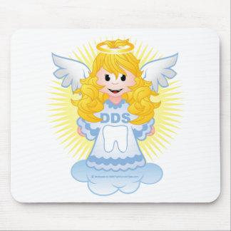 Angel Dentist Mouse Pad