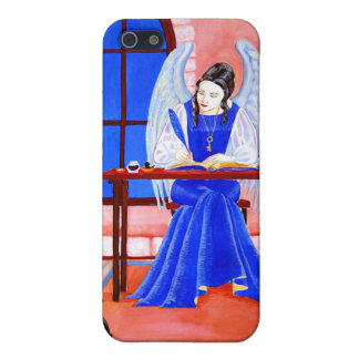 Angel Diary iPhone 5 Cover