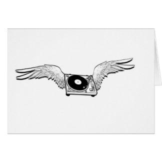 Angel Dj Card