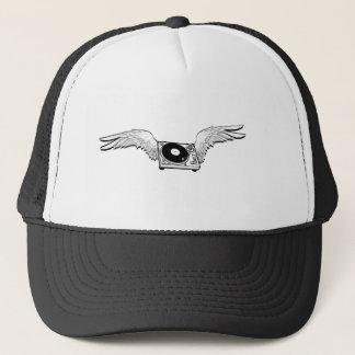 Angel Dj Trucker Hat