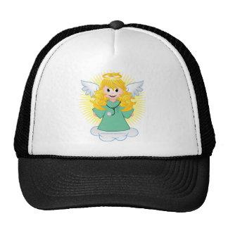 Angel Doctor Scrubs Trucker Hat
