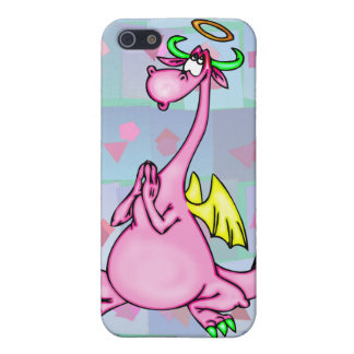Angel Dragon Cover For iPhone 5