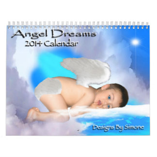 ANGEL DREAMS CALENDER  2 CALENDAR