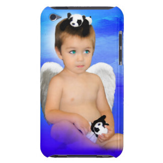 ANGEL DREAMS PLAYTIME PANDAS BARELY THERE iPod CASE