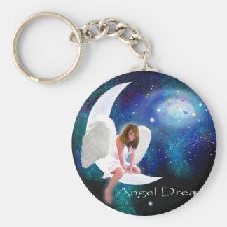 angel dreams space odyssey awesome keychain