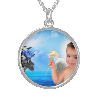 ANGEL DREAMS SPRINGTIME MELODY STERLING SILVER NECKLACES