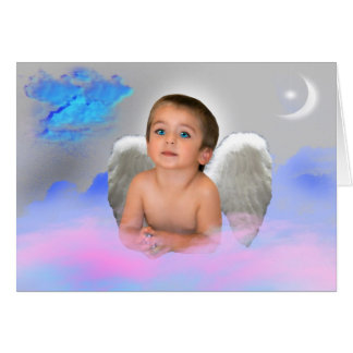 ANGEL DREAMS WHISPERED PRAYER CARD