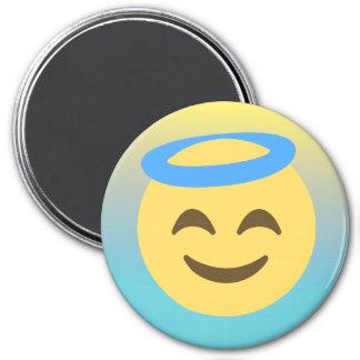 Angel Emoji Magnet