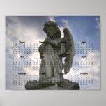 Ángel en el calendario del cielo 2015 poster