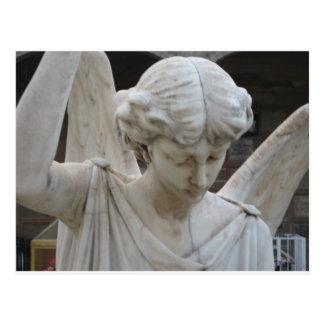 Ángel en el Panteon Postal