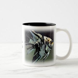 Ángel en mi taza