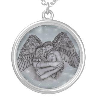Angel Eros in LOVE Jewelry