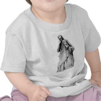 Ángel erudito camiseta