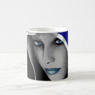 Angel eyes cup. coffee mug