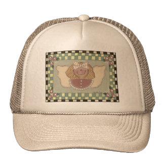 Angel Face Trucker Hat