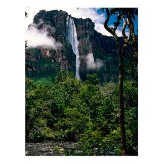 Angel Falls Postcard