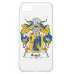 Angel Family Crest Case For iPhone 5C