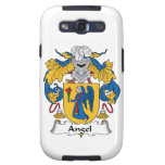 Angel Family Crest Galaxy S3 Cover