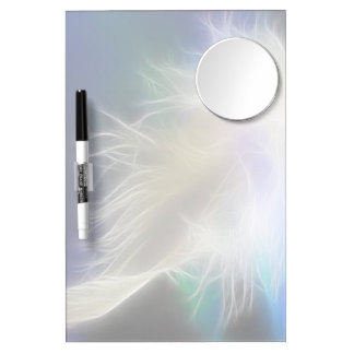 Angel Feather Dry-Erase Whiteboard