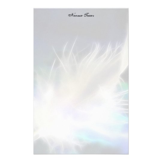 Angel Feather! Stationery