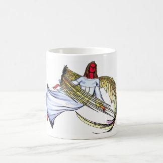 angel female 5 coffee mug