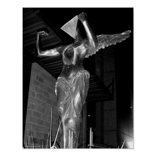 Angel  - Fine Art Print