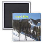 Angel Fire New Mexico Magnet