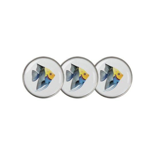 03266a068 Angel Fish Golf Ball Marker | Zazzle.com