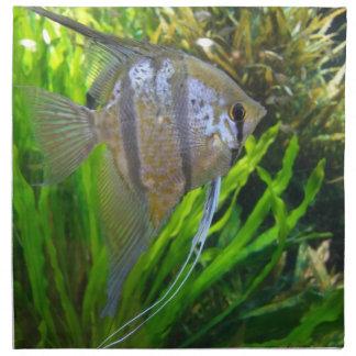 Angel Fish Napkin