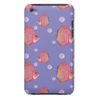 Angel fish patterns barely there iPod case
